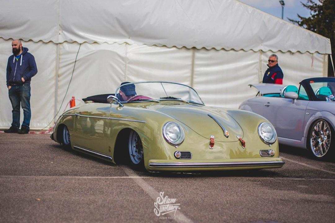 Porsche 356 Speedster 1600 Super... Life on air ! 37