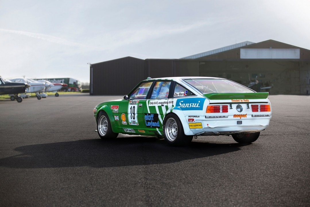 Rover SD1 : Road & Track ! 61