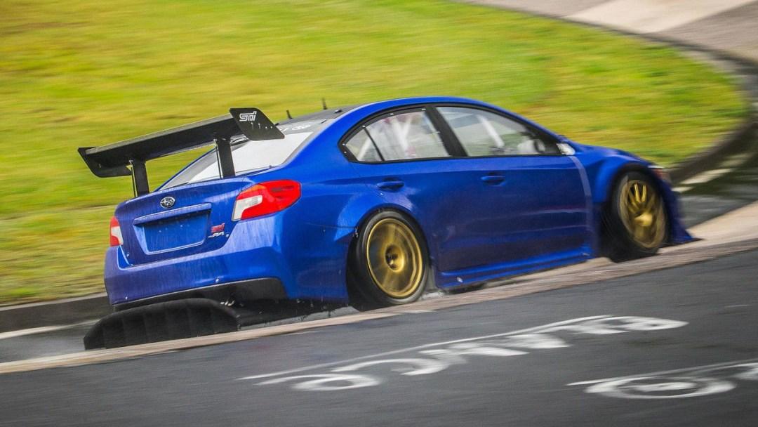 Subaru STi Type RA NBR Spécial... A la recherche de son passé ?! 17
