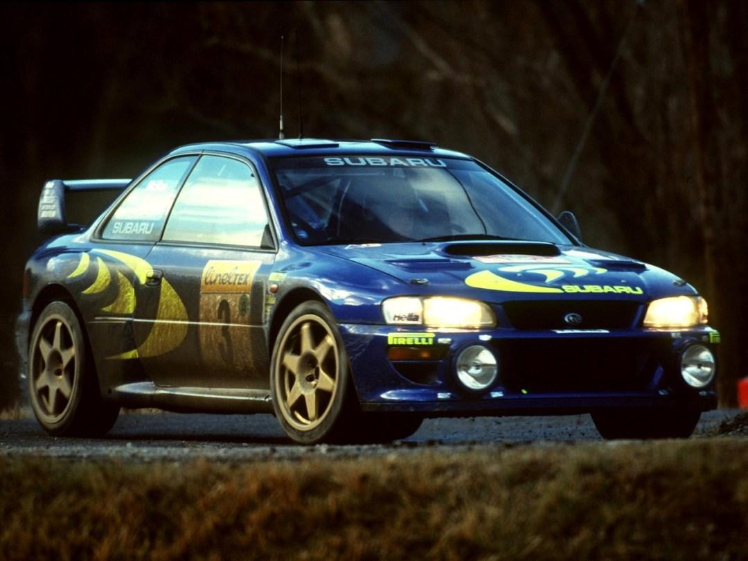 Subaru STi Type RA NBR Spécial... A la recherche de son passé ?! 19