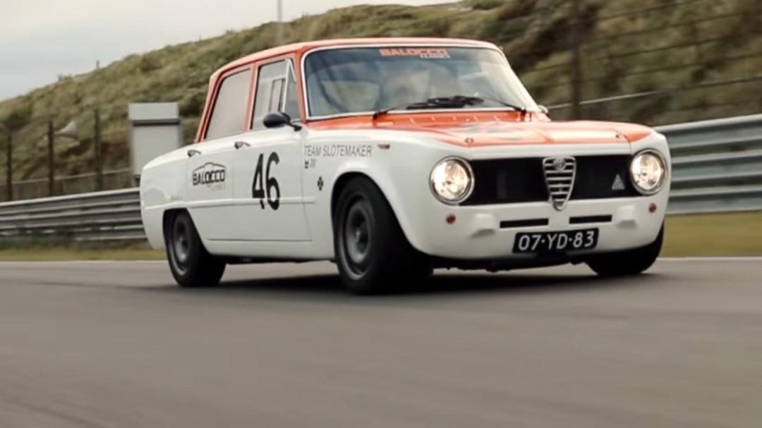 Alfa Giulia Balocco Classics - Bellissima ! 17