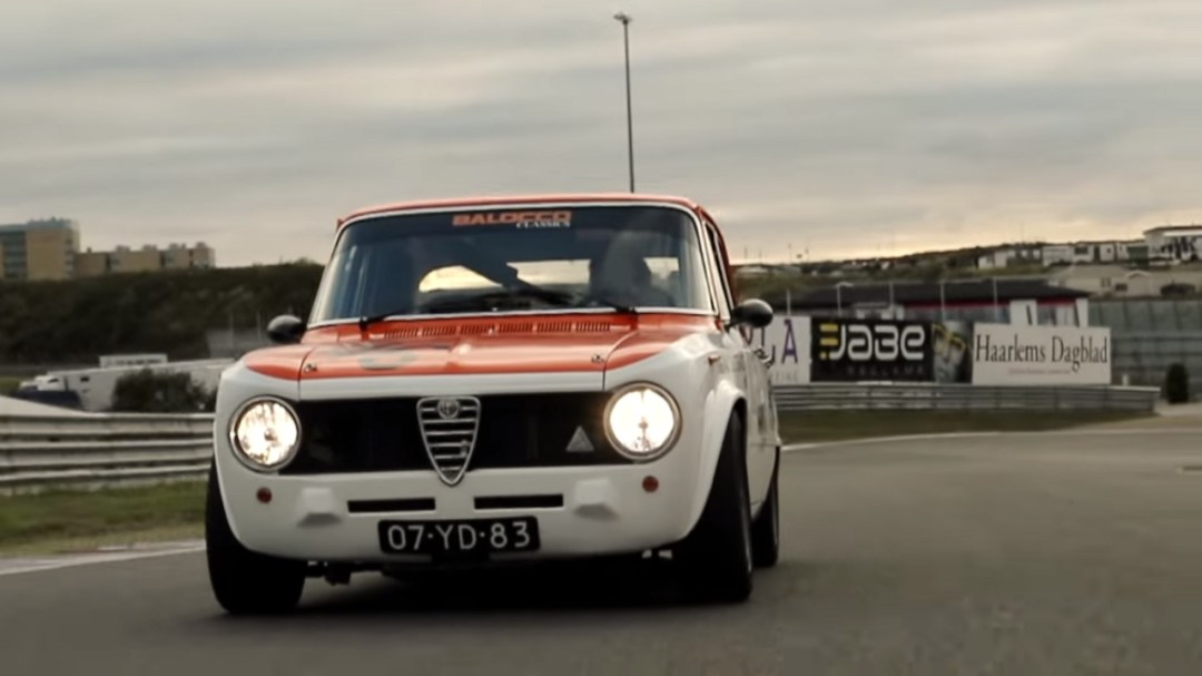 Alfa Giulia Balocco Classics - Bellissima ! 13