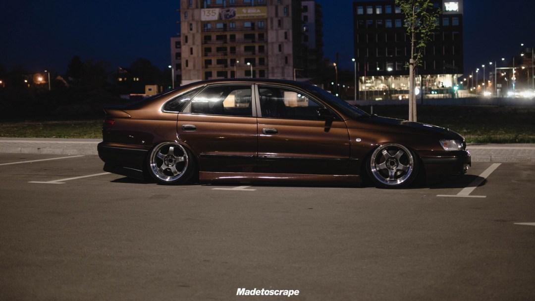 Bagged Toyota Carina E - Même les japs ont leurs beaufs ! 32