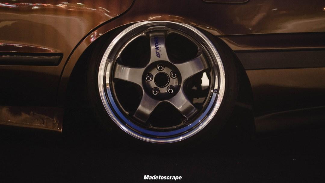 Bagged Toyota Carina E - Même les japs ont leurs beaufs ! 27