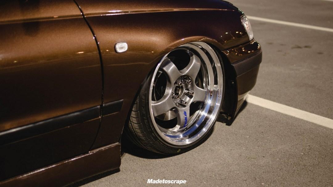 Bagged Toyota Carina E - Même les japs ont leurs beaufs ! 33