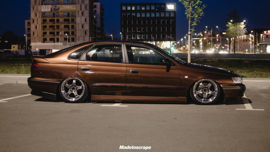 Bagged Toyota Carina E - Même les japs ont leurs beaufs ! 26