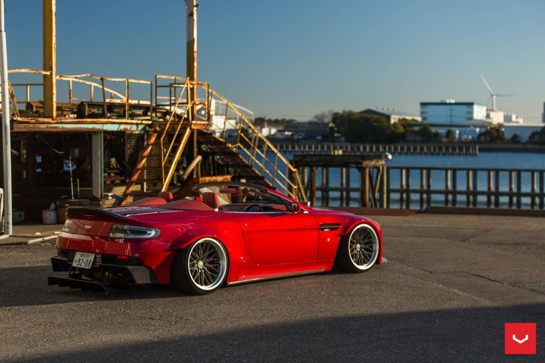 Aston V8 Vantage Roadster... J'veux du sang ! 21
