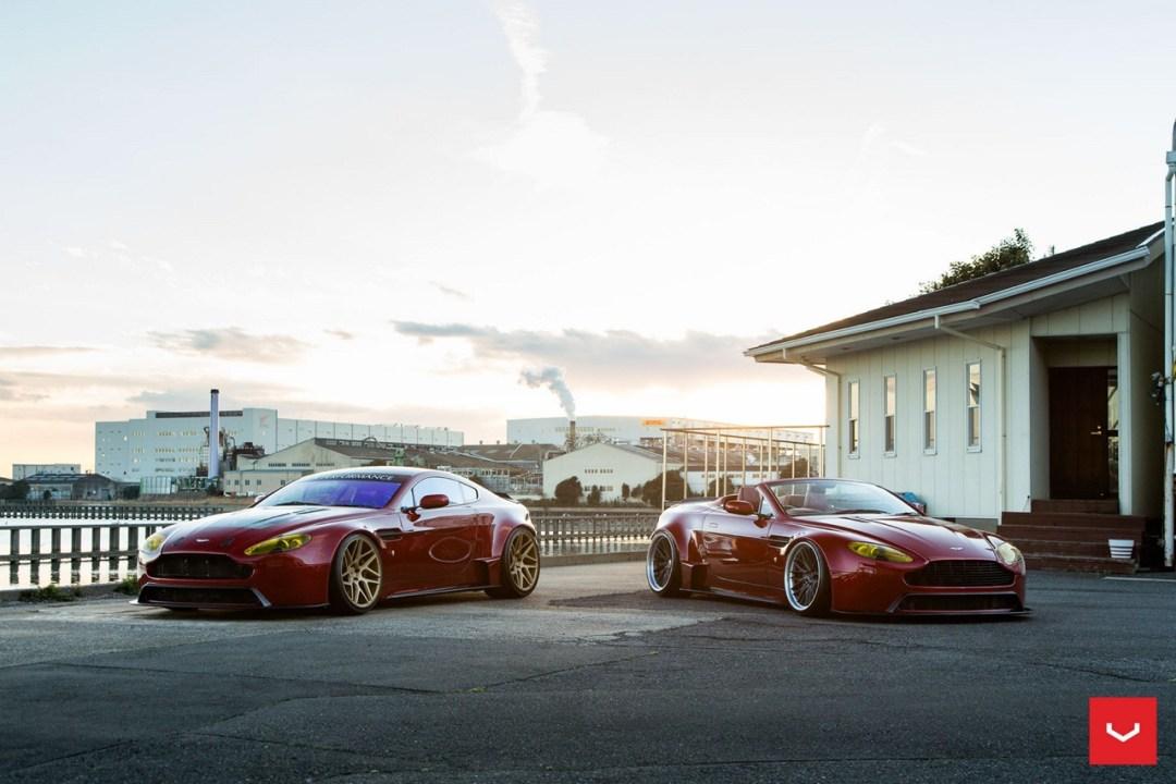 Aston V8 Vantage Roadster... J'veux du sang ! 38