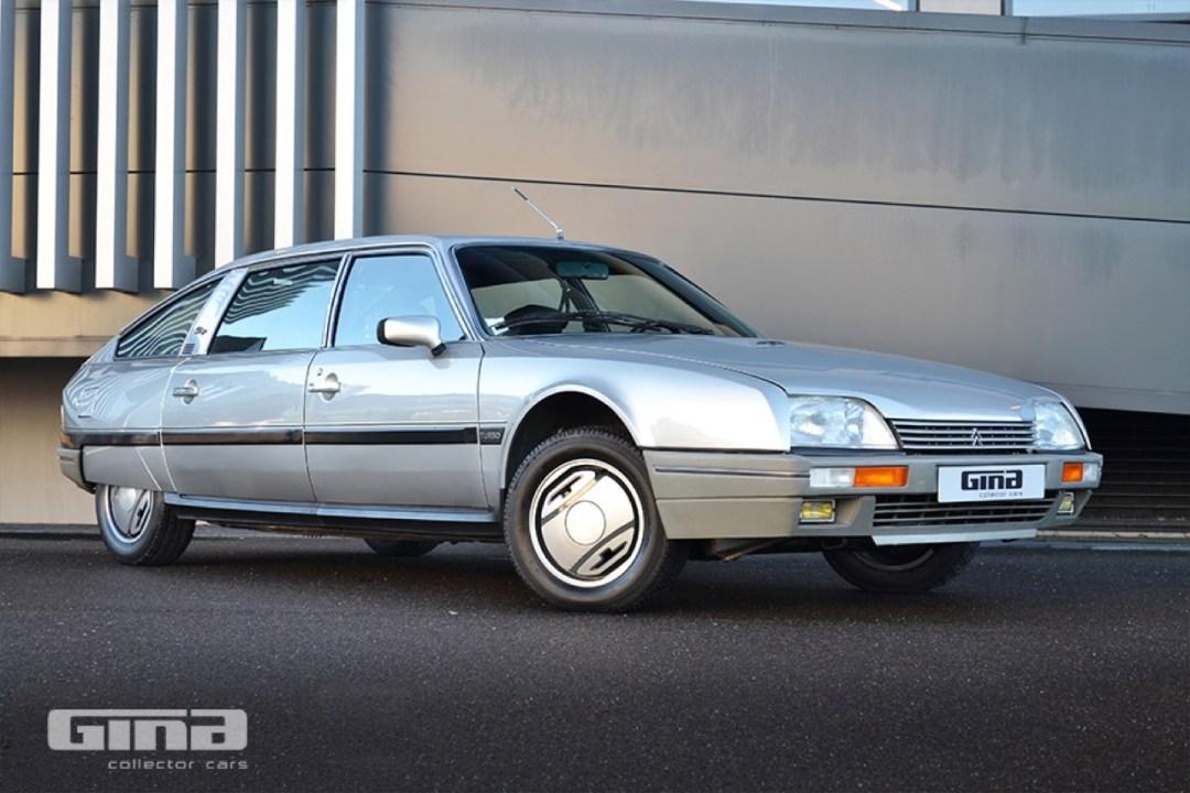 Citroen CX GTi Turbo 2 Prestige... Quand la France faisait encore des haut-de-gamme ! 32