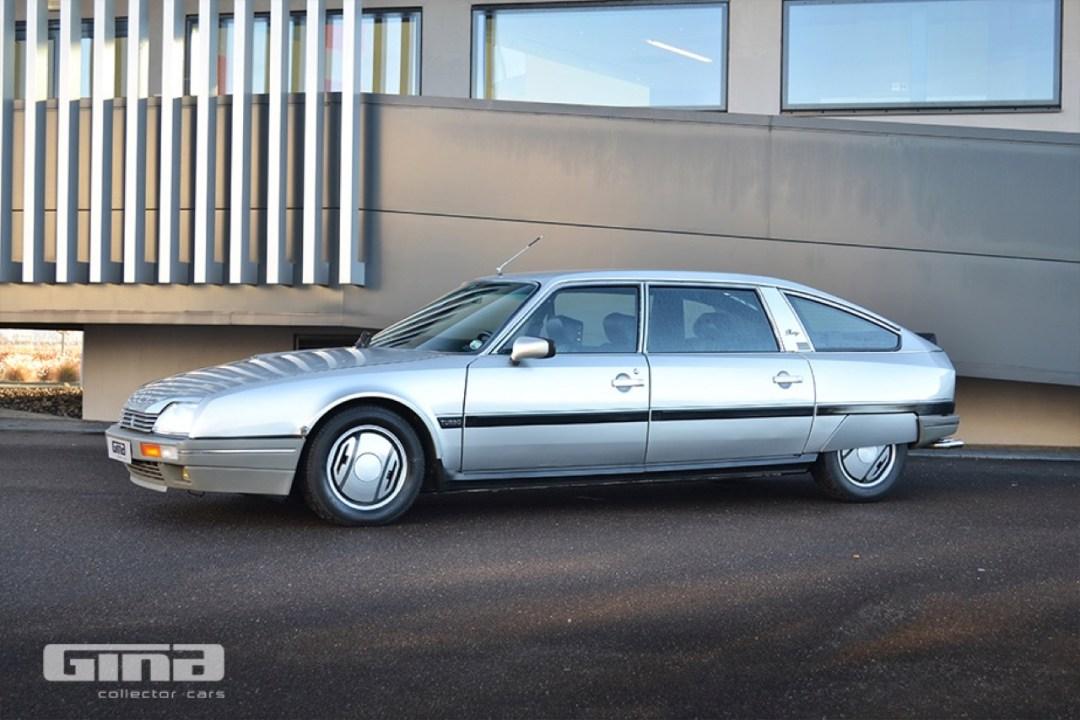 Citroen CX GTi Turbo 2 Prestige... Quand la France faisait encore des haut-de-gamme ! 39