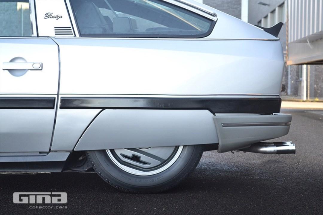 Citroen CX GTi Turbo 2 Prestige... Quand la France faisait encore des haut-de-gamme ! 44