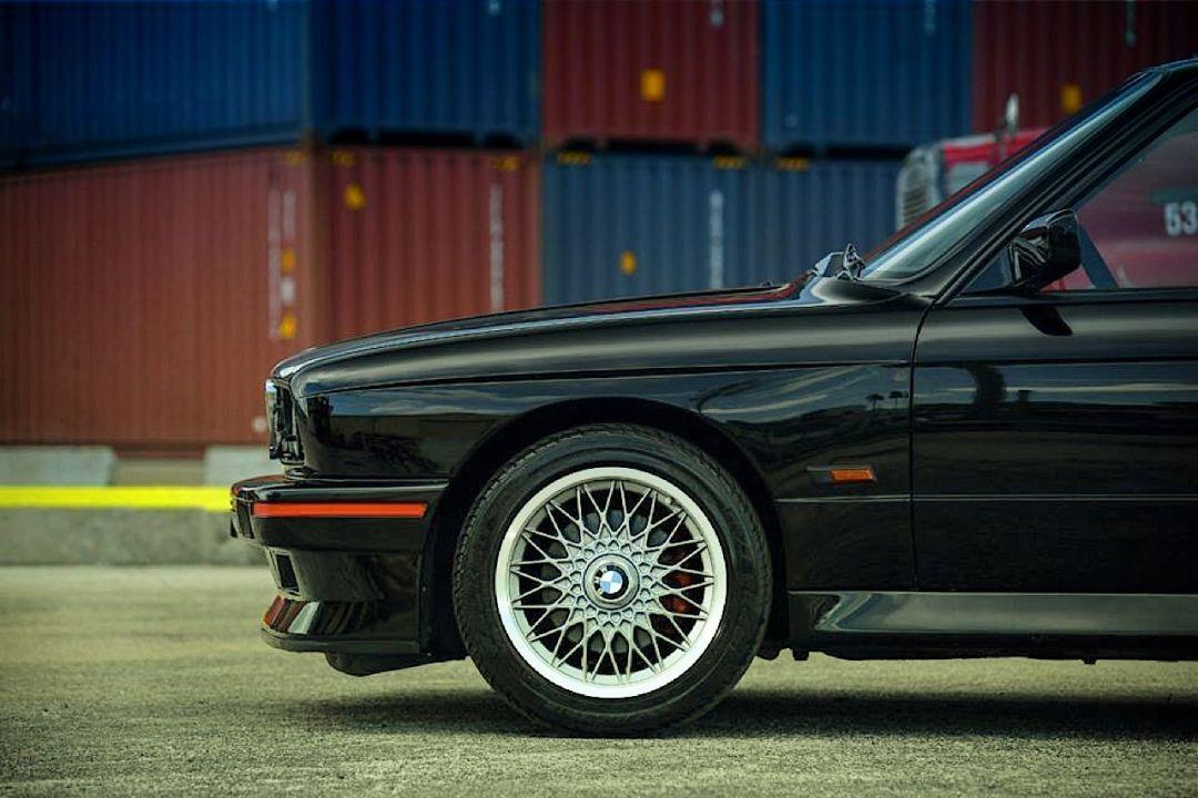 BMW M3 E30 Sport Evo... Bouquet final ! 44