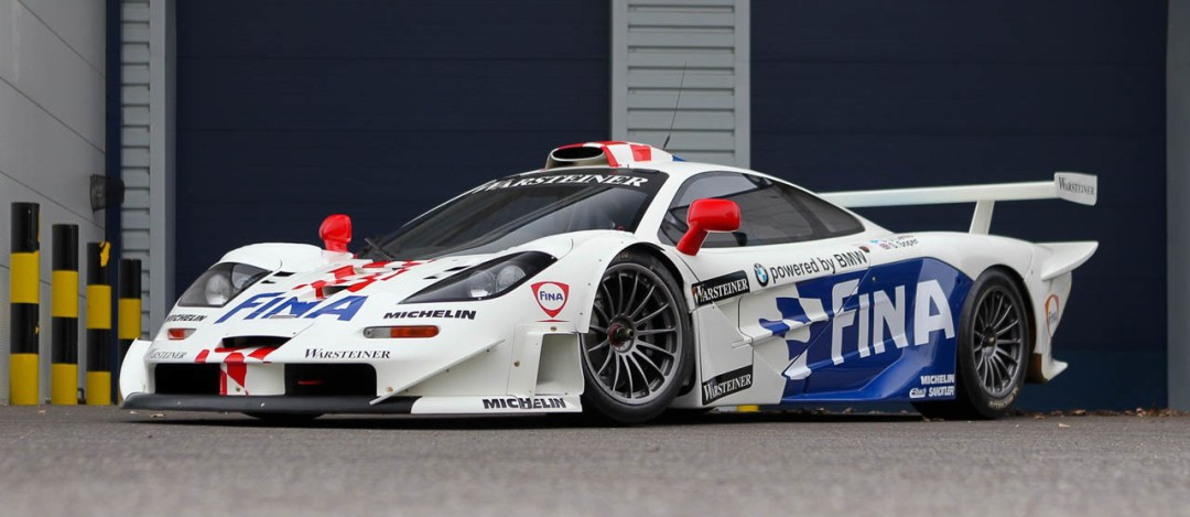 McLaren P1 GTR et F1 GTR... Réunion de famille ! 25