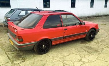 DLEDMV - Peugeot 309 Vtec Turbo pugonda - 012
