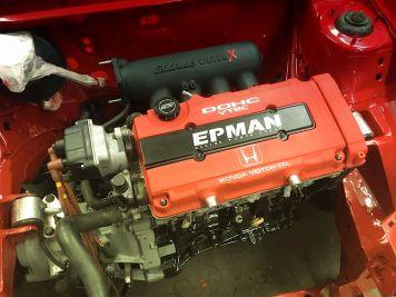 DLEDMV - Peugeot 309 Vtec Turbo pugonda - 016