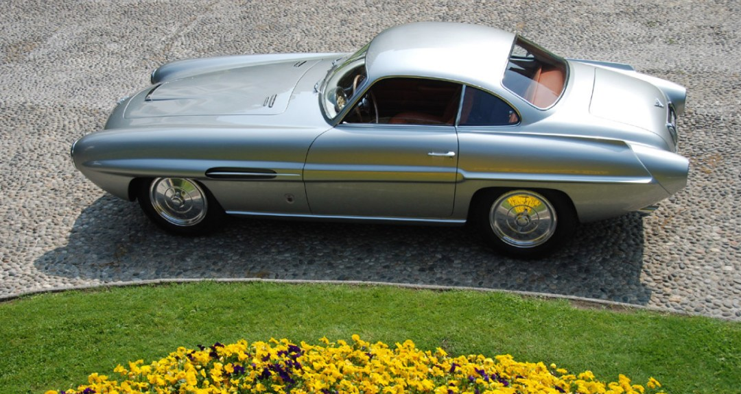 Ghia Supersonic... Jet family ! 52