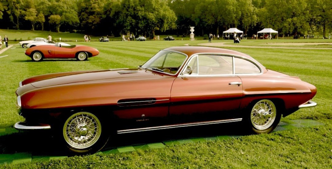 Ghia Supersonic... Jet family ! 69