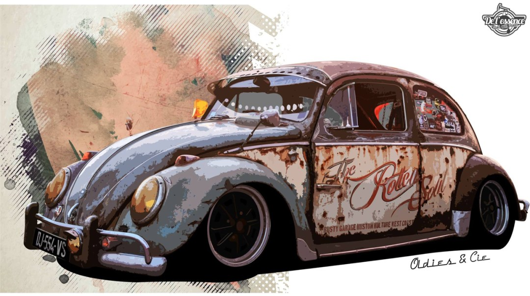 """Tony's Daily """"The Rotten Soul"""" : Low cost & low Cox ! 78"""