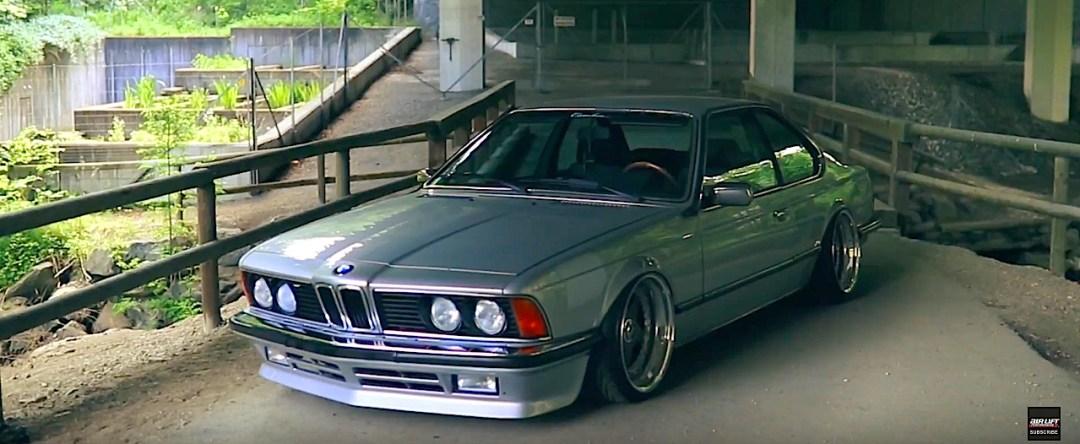 BMW 635 CSI AirLift : Air Shark 9