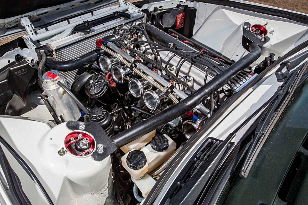 BMW E30 325is en Rocket Bunny... Musclé le lapin ! 24