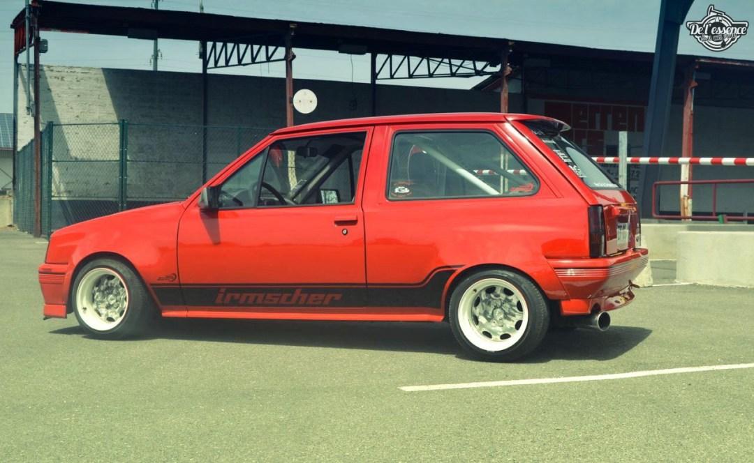 Opel Corsa GSi : Alain et sa fraise Tagada ! 67