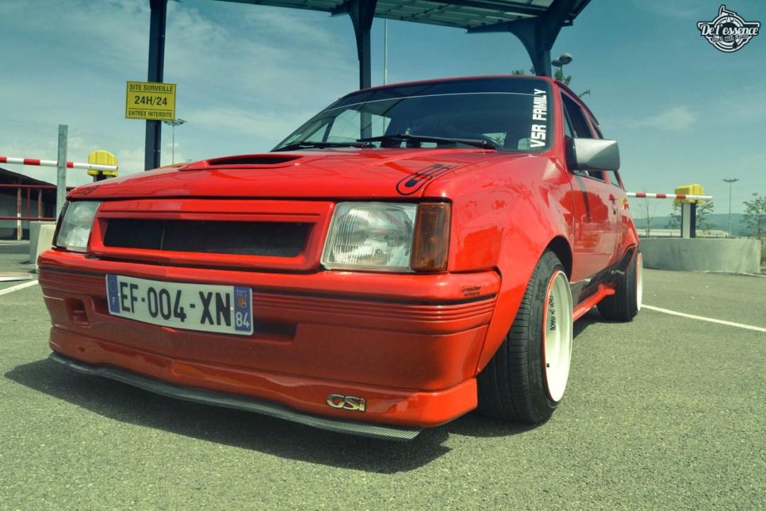 Opel Corsa GSi : Alain et sa fraise Tagada ! 76