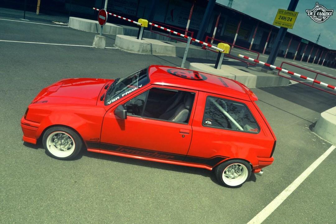 Opel Corsa GSi : Alain et sa fraise Tagada ! 61