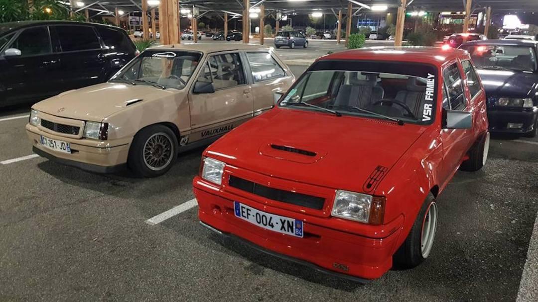 Opel Corsa GSi : Alain et sa fraise Tagada ! 59