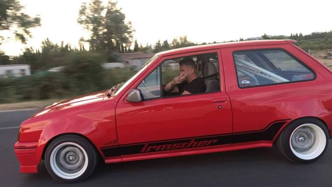 Opel Corsa GSi : Alain et sa fraise Tagada ! 87