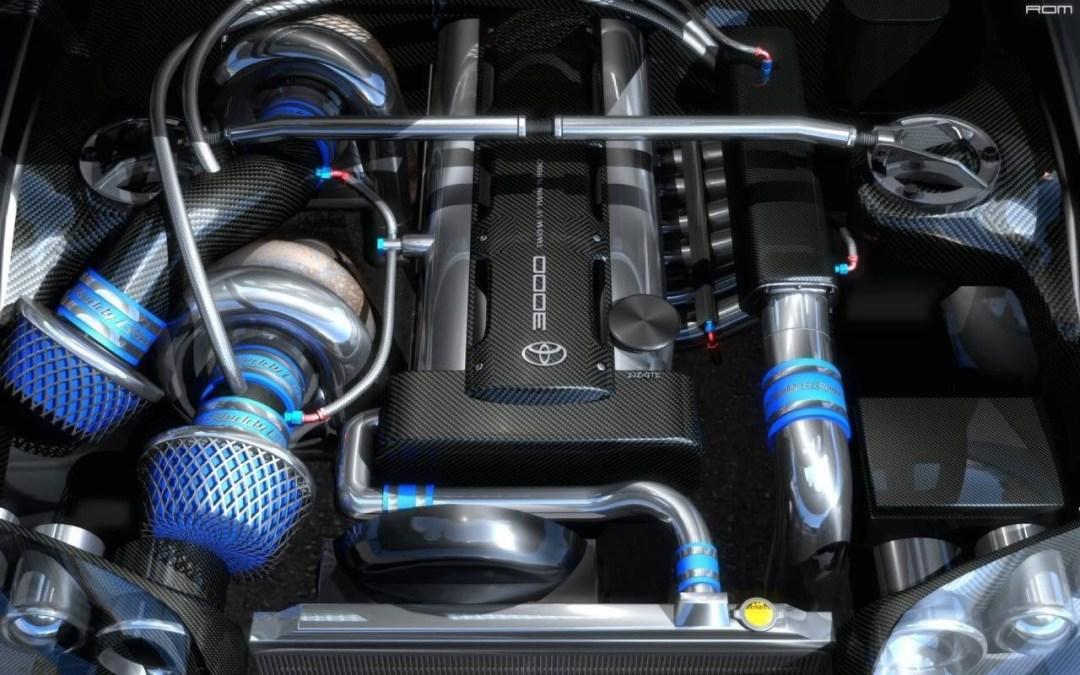 Parlons moteurs... Le légende passe aussi par eux. 150