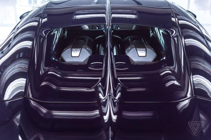 DLEDMV Engine - W16 Bugatti