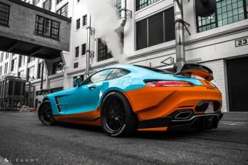 DLEDMV - Mercedes AMG GT S Gulf Starke & Zuumy - 00002