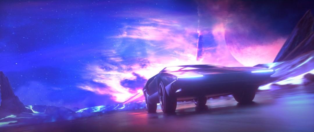 """New Retro Wave : """"Magnatron 2.0"""" - Futur antérieur ! 9"""