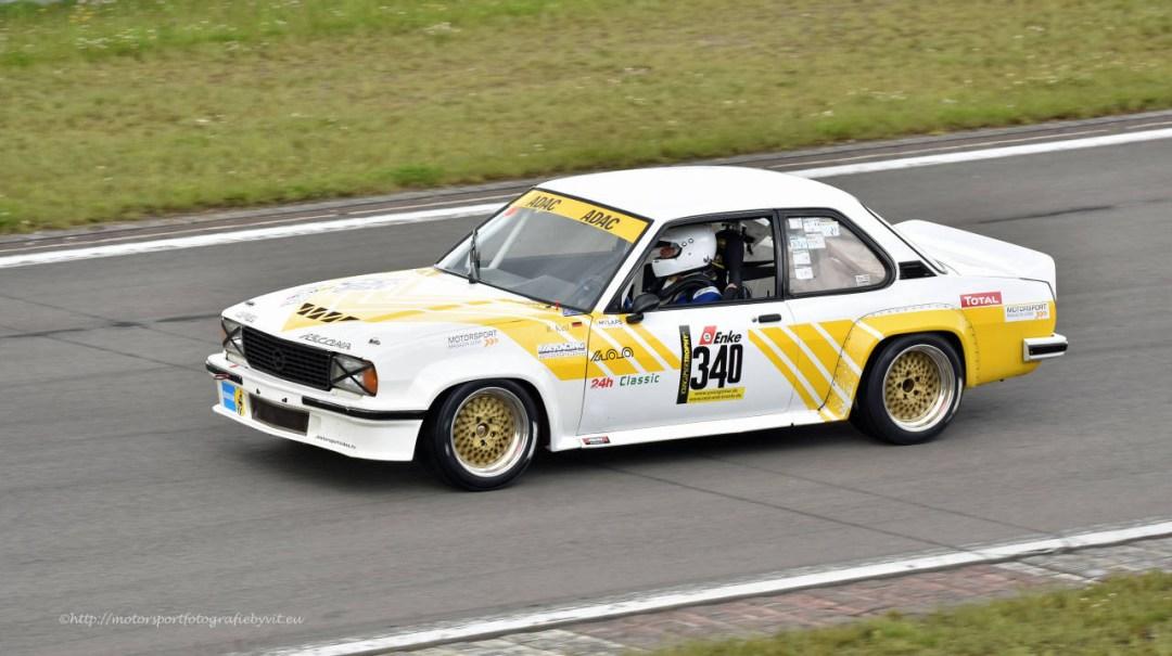 Youngtimer Trophy : Opel Ascona 400 en bagarre sur la Nordschleife 13