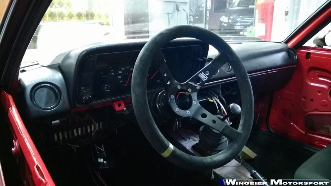 Opel Ascona B : Projekt W240... 24