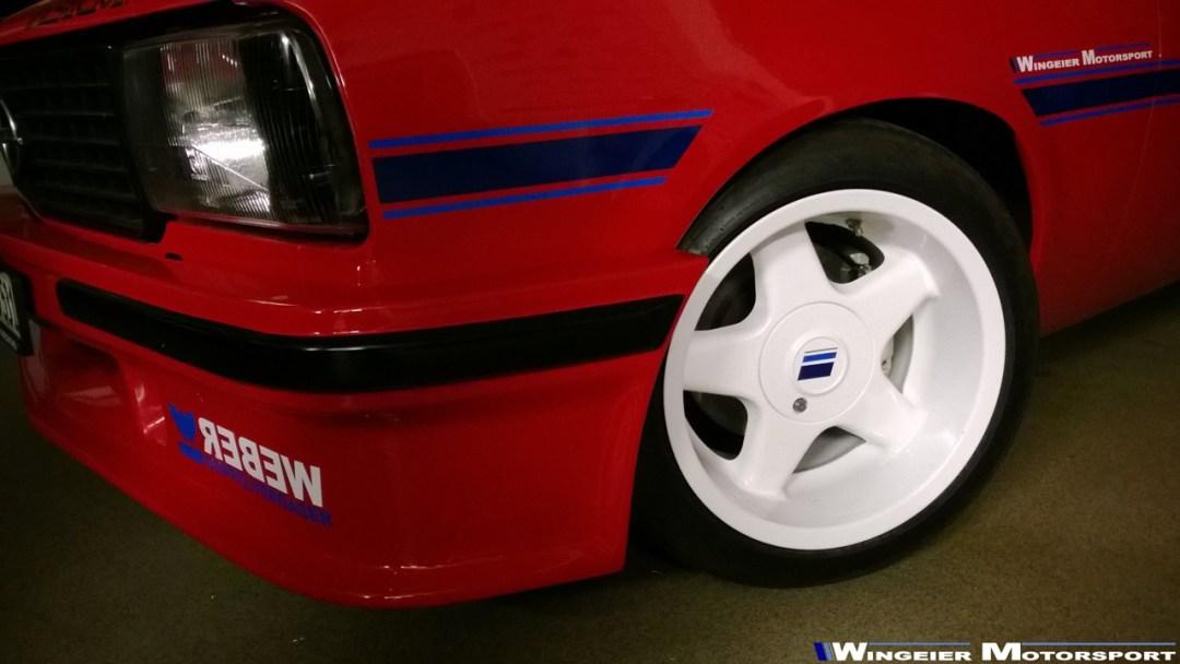 Opel Ascona B : Projekt W240... 26