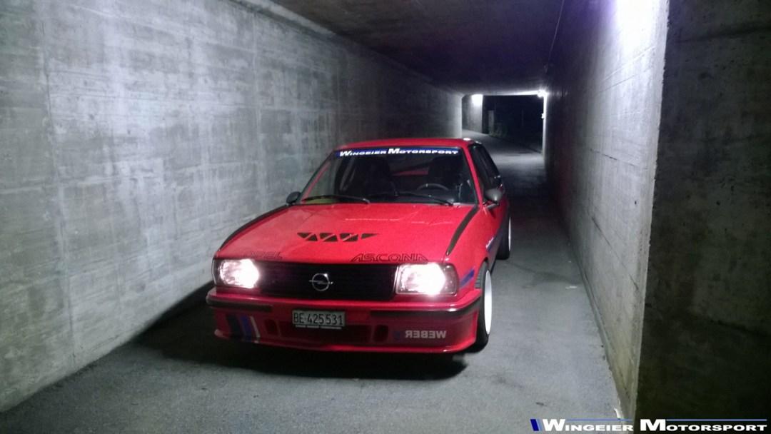 Opel Ascona B : Projekt W240... 27