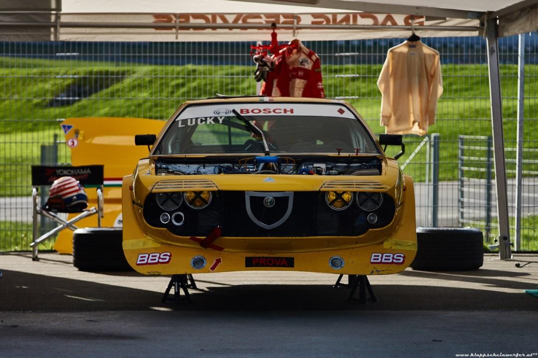 Alfa Romeo Montreal Gr4... La Diva en mode Hard Rock ! 19