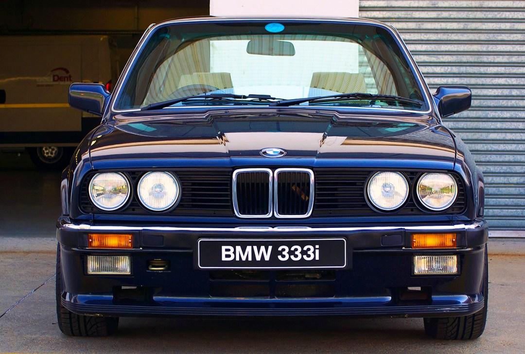 BMW 333i E30, 745i E23 & 530 E12 MLE... Bavaria South Africa ! 56