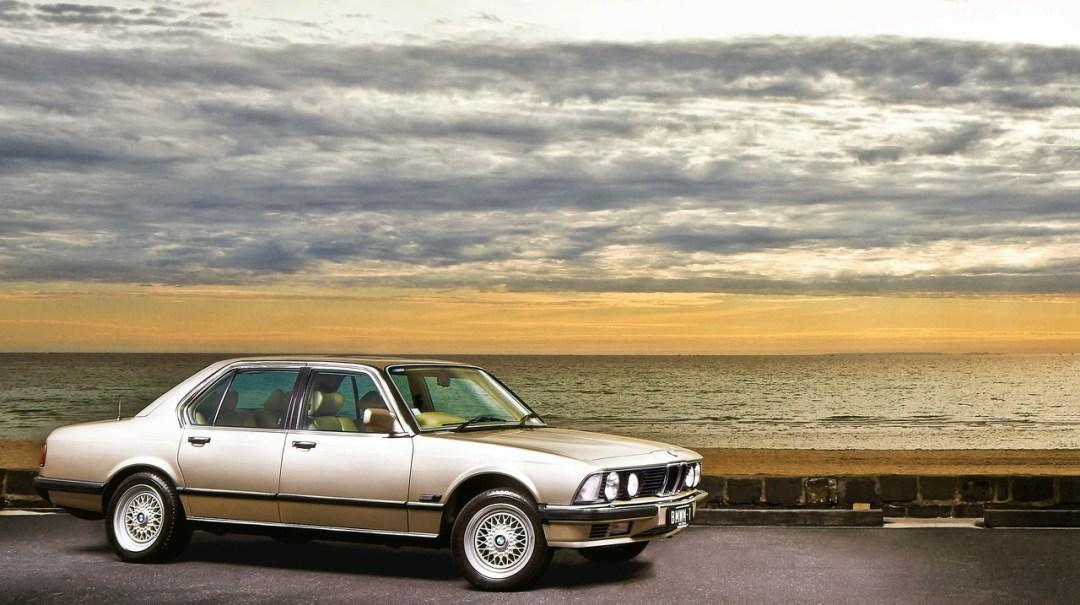 BMW 333i E30, 745i E23 & 530 E12 MLE... Bavaria South Africa ! 52
