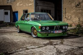 DLEDMV - BMW E3 Bavaria Green - 00001