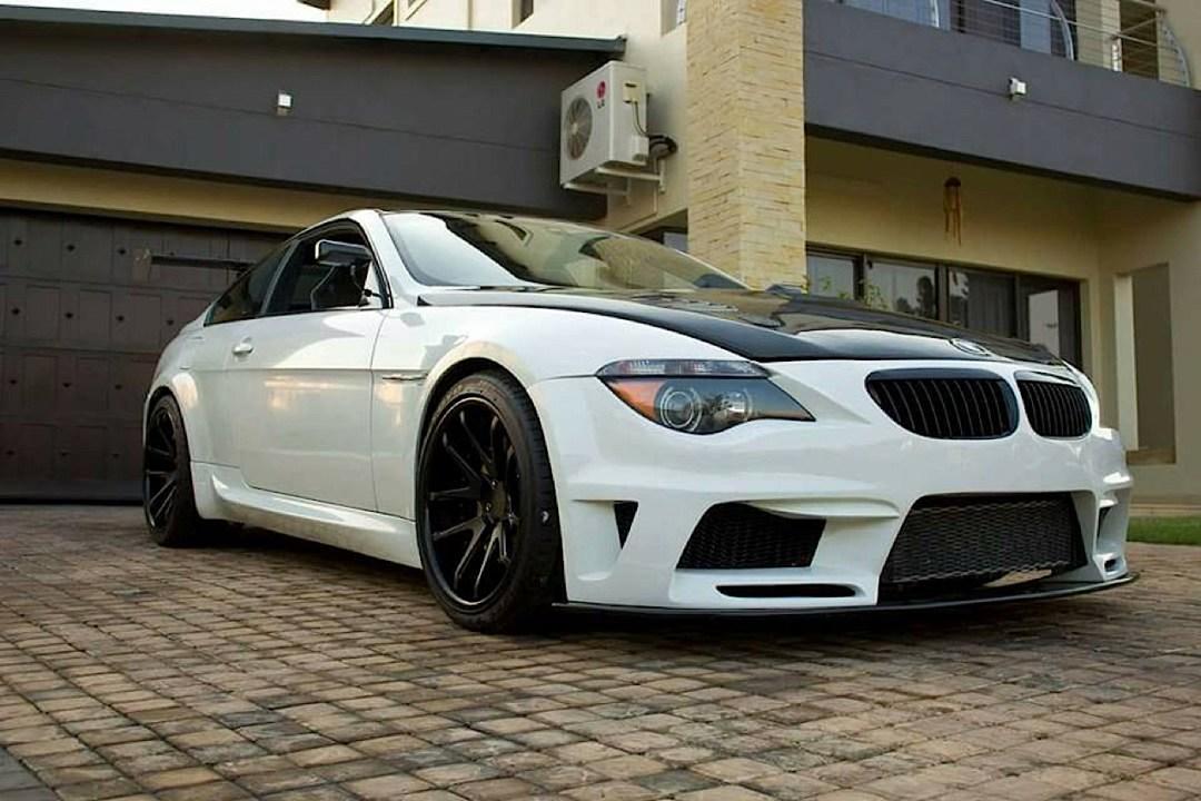 BMW M6 E63... Avec 6 Rotors à la place du V10 ! 44
