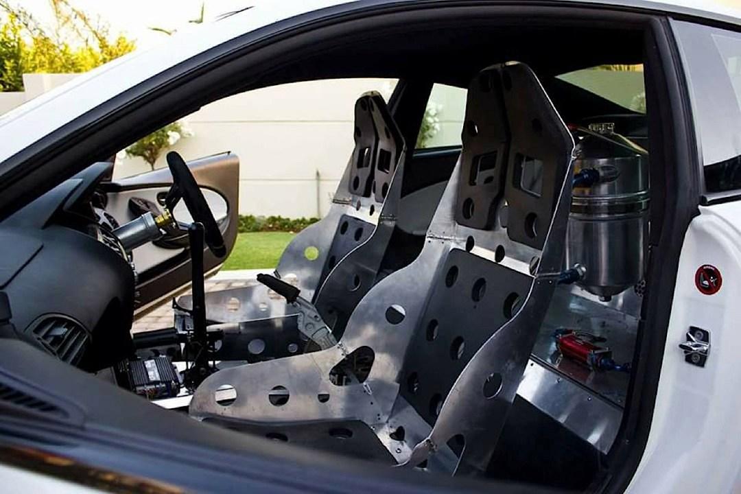 BMW M6 E63... Avec 6 Rotors à la place du V10 ! 61