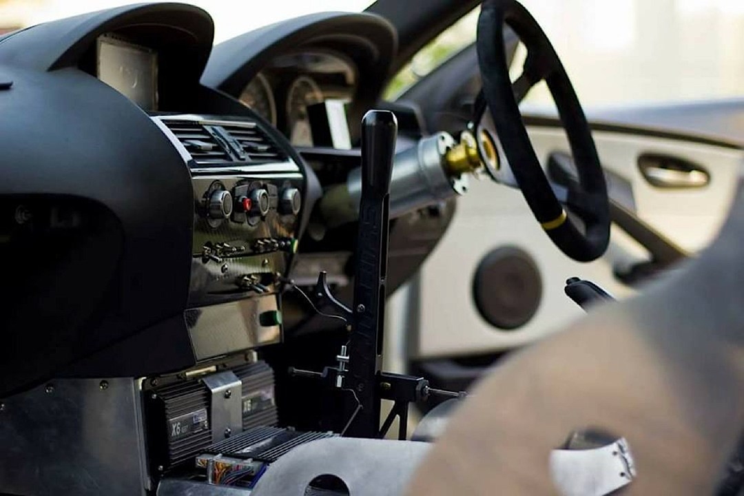 BMW M6 E63... Avec 6 Rotors à la place du V10 ! 58