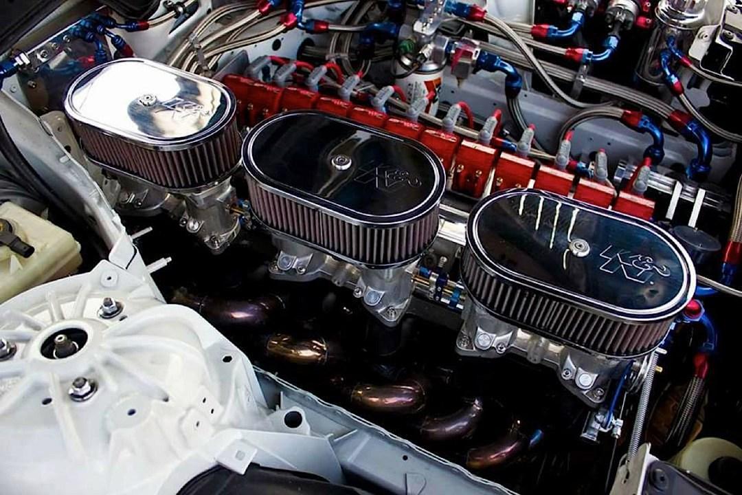 BMW M6 E63... Avec 6 Rotors à la place du V10 ! 56