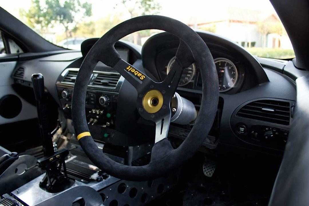 BMW M6 E63... Avec 6 Rotors à la place du V10 ! 51
