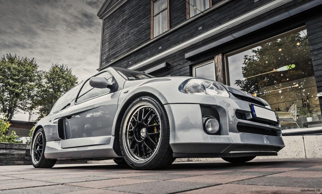 Clio V6... Made in Japan ! 43