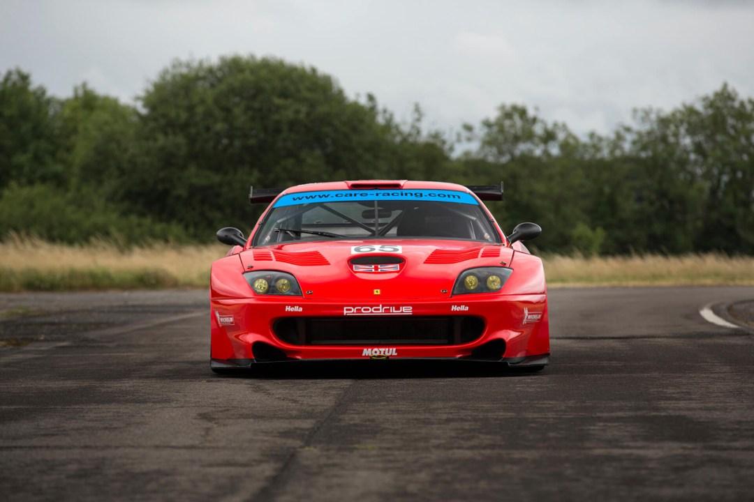 La Ferrari 550 Maranello GTS de Colin McRae... 20