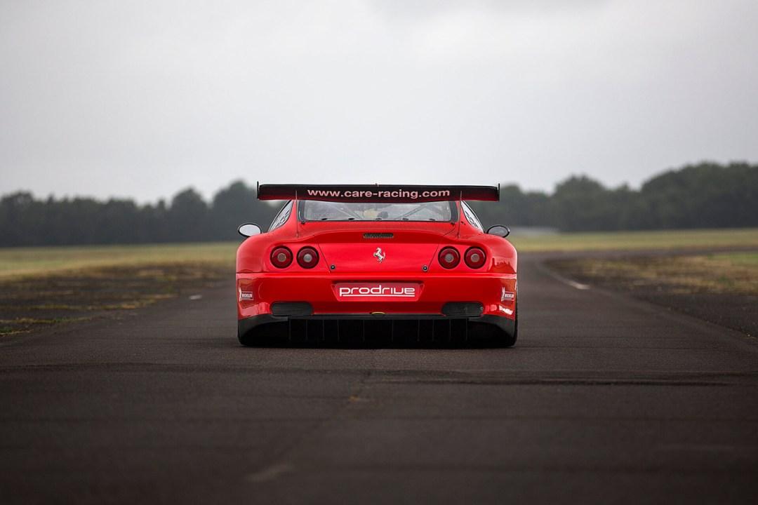 La Ferrari 550 Maranello GTS de Colin McRae... 21