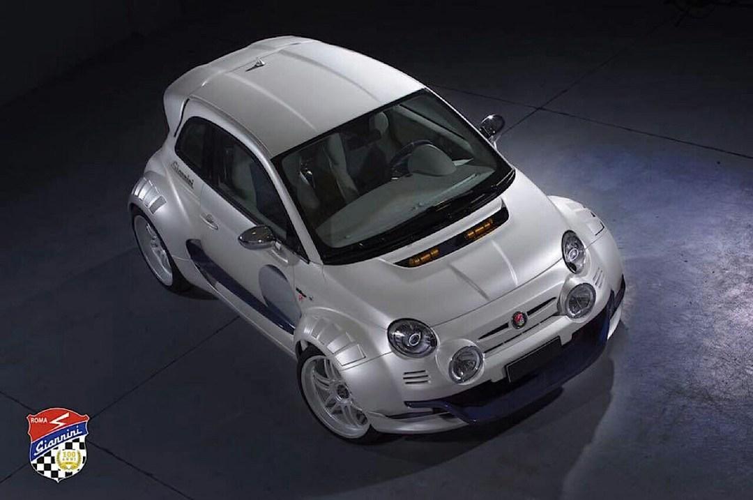 Fiat 500 Giannini 350 GP... Italienne sous amphet' ! 26